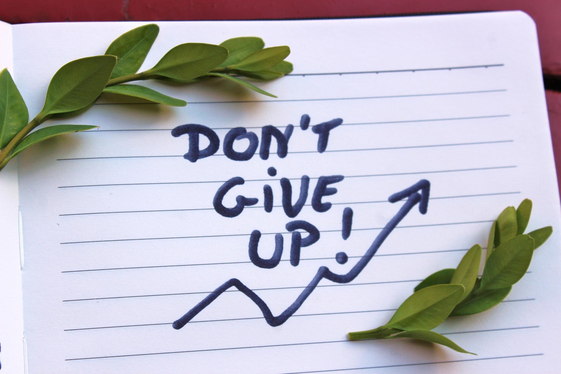 Kleiner Guide für mehr Motivation